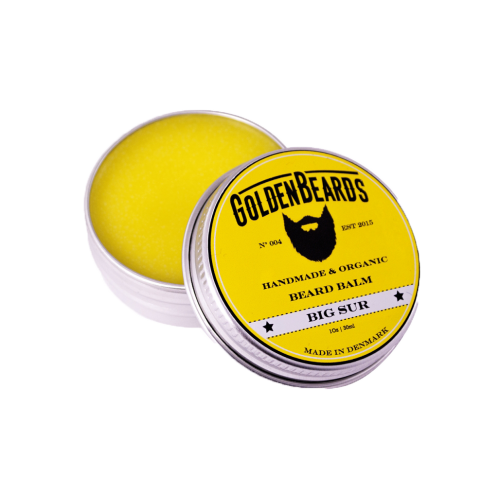 Golden Beards Big Sur Beard Balm 60ml