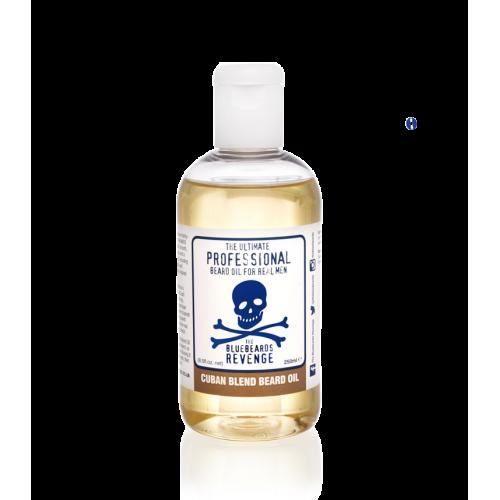 Bluebeards Revenge Cuban Blend Beard Oil 250ml