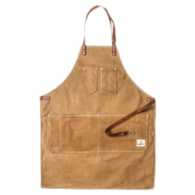 Dapper Dan Apron - Sort